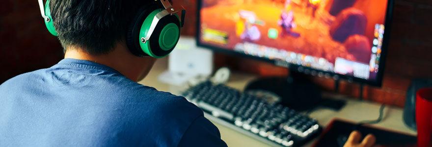 Formation jeu-vidéo